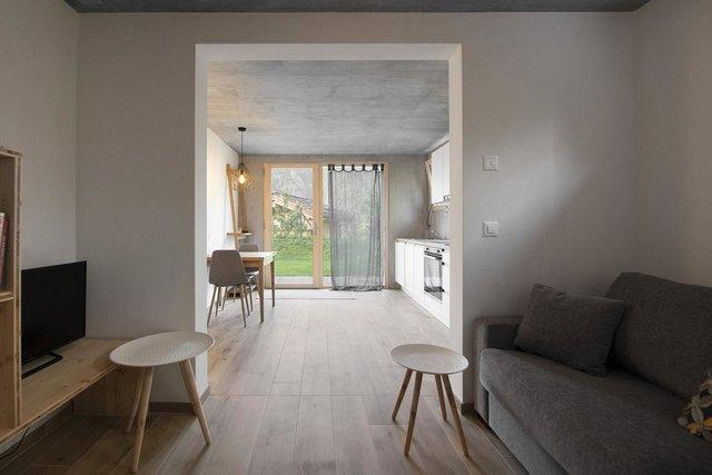 Як виглядає ідеальний дім в Альпах для любителів опокою - фото 360268