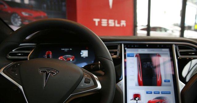 Tesla  - фото 360344