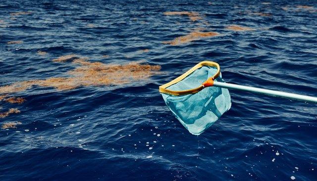 Забруднення пластиком  - фото 360363