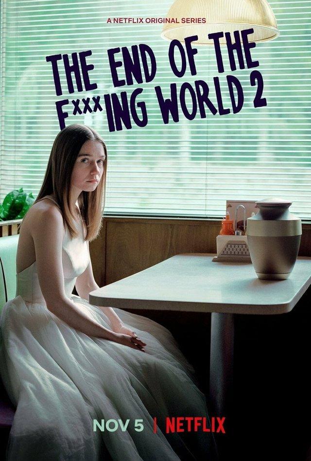 Кінець ї***ого світу: стала відома дата виходу другого сезону серіалу - фото 360446