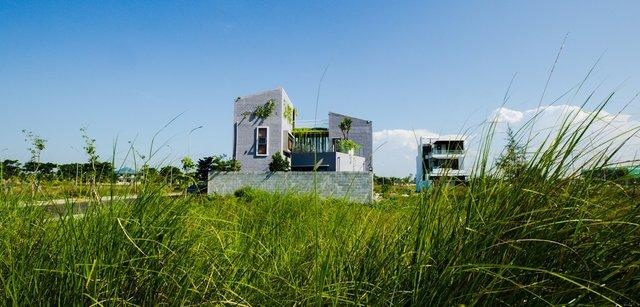 У В'єтнамі створили ідеальний дім, де кожен з сім'ї живе окремо - фото 360476