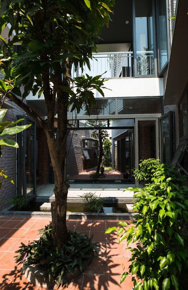 У В'єтнамі створили ідеальний дім, де кожен з сім'ї живе окремо - фото 360483