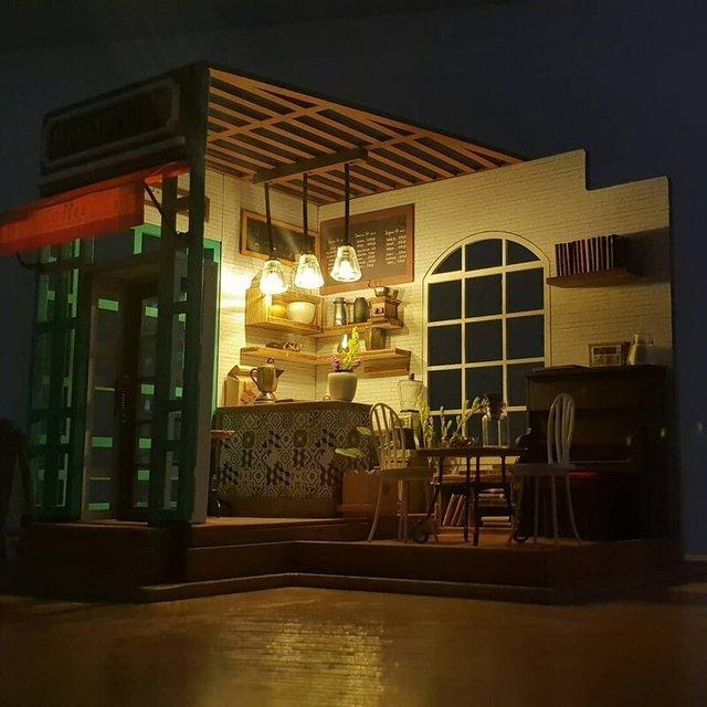 Корейці створюють елітні домівки для хом'яків, яким можна позаздрити: фото - фото 360510