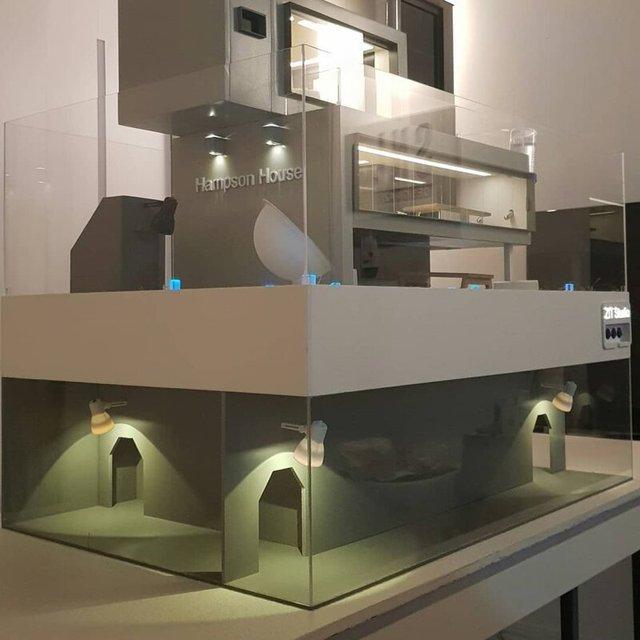 Корейці створюють елітні домівки для хом'яків, яким можна позаздрити: фото - фото 360520