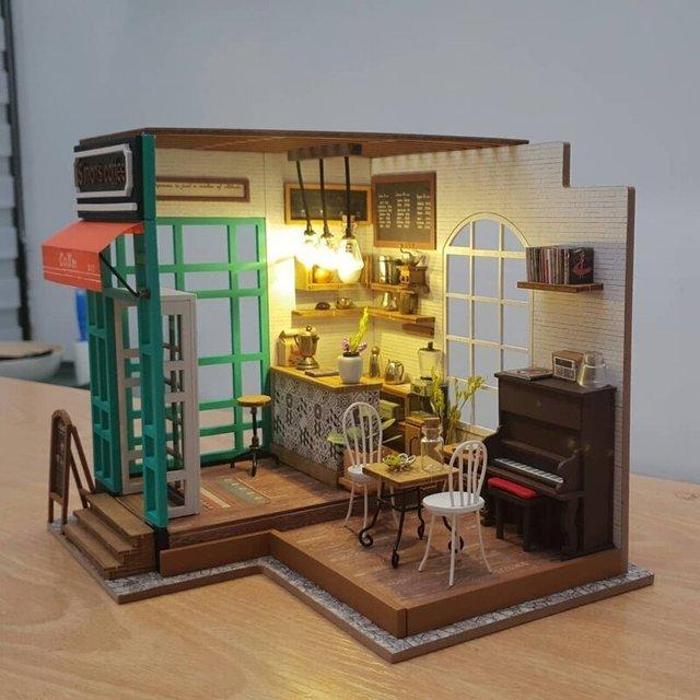 Корейці створюють елітні домівки для хом'яків, яким можна позаздрити: фото - фото 360522
