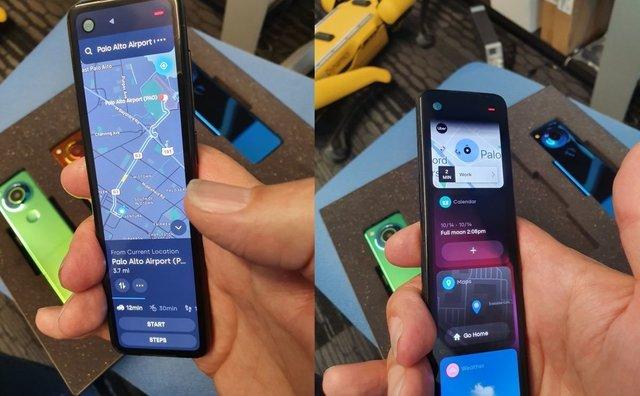 Дуууже довгий: представлений смартфон нового типу з витягнутим екраном - фото 360622