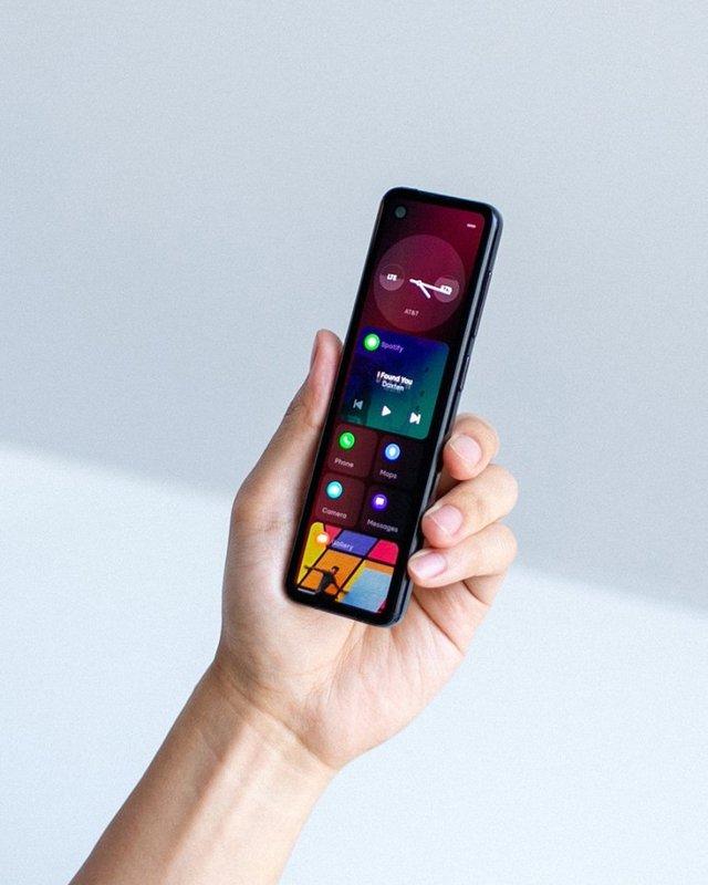 Дуууже довгий: представлений смартфон нового типу з витягнутим екраном - фото 360623