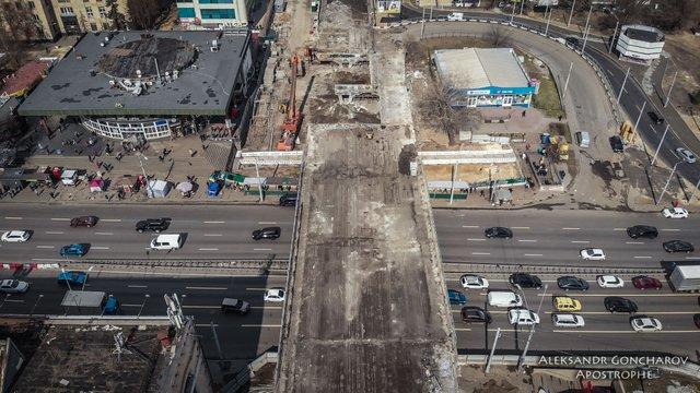 Фото реконструкції Шулявського шляхопроводу - фото 360630
