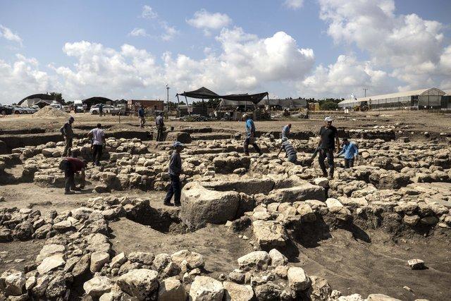 В Ізраїлі розкопали 'Нью-Йорк бронзового століття' - фото 360650