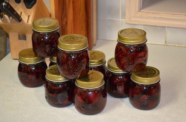 Заготовки для борщу на зиму: 10 покрокових рецептів приготування борщової заправки - фото 361119