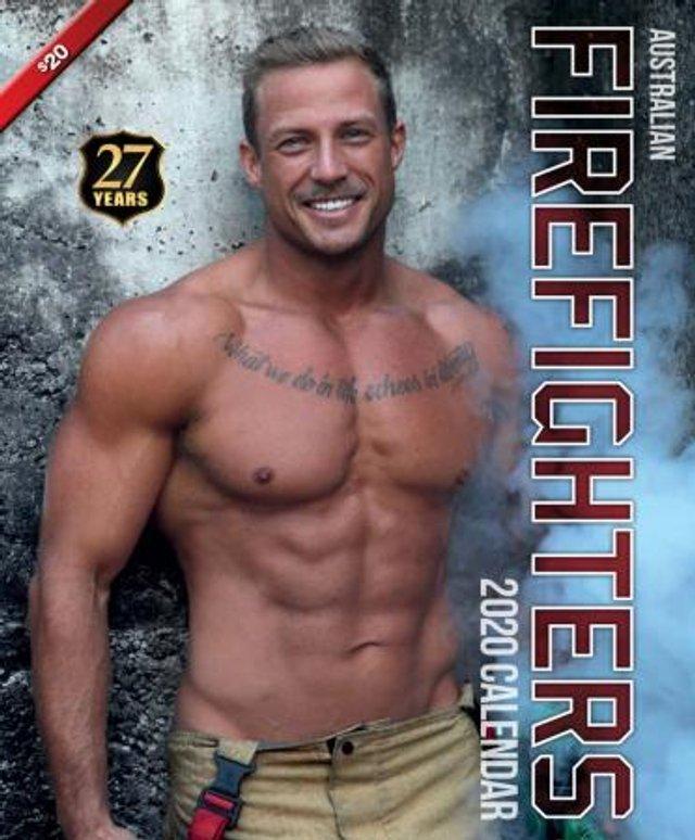 Гарячі австралійські пожежники потішили фанаток новим календарем - фото 361283