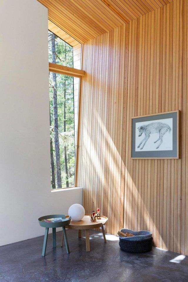Архітектори створили незвичайний дім посеред лісу в Канаді: фото - фото 361318