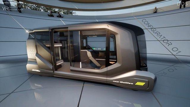 Створений унікальний безпілотний будинок на колесах - фото 361569