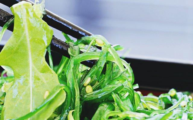 Морська капуста та водорості мають таку ж користь, як і лосось - фото 361781
