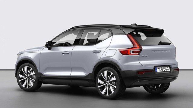 Volvo представила свій перший електромобіль: фото - фото 362280