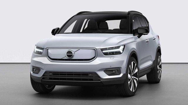 Volvo представила свій перший електромобіль: фото - фото 362282