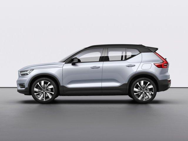 Volvo представила свій перший електромобіль: фото - фото 362283