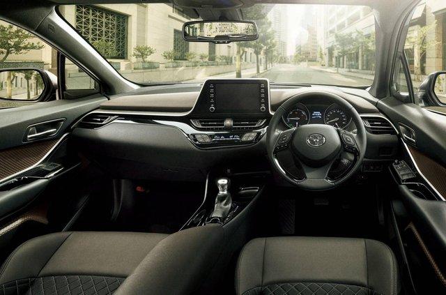 Кросовер Toyota C-HR отримав спортивну версію - фото 362327