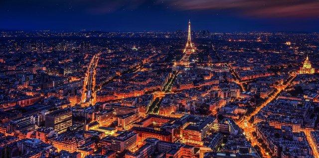 Перше місце у рейтингу посів Париж - фото 362380