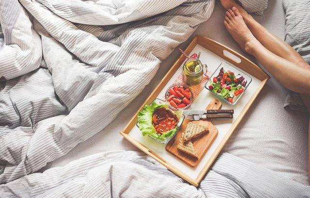 Сніданок у постіль  - фото 362387