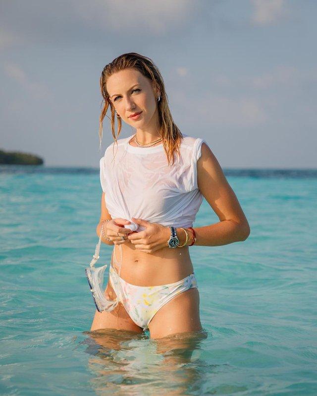 Лесі Нікітюк – 32! Біографія та найсексуальніші фото української телеведучої (18+) - фото 362480