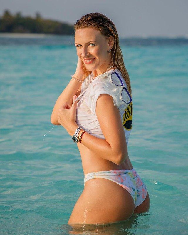 Лесі Нікітюк – 32! Біографія та найсексуальніші фото української телеведучої (18+) - фото 362481