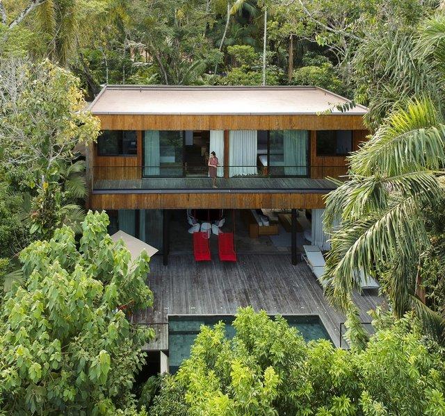 Як виглядає дім мрії у бразильському лісі: фото - фото 362631