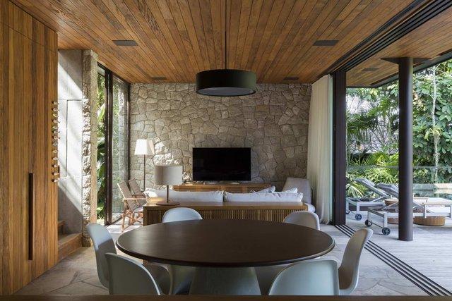 Як виглядає дім мрії у бразильському лісі: фото - фото 362634