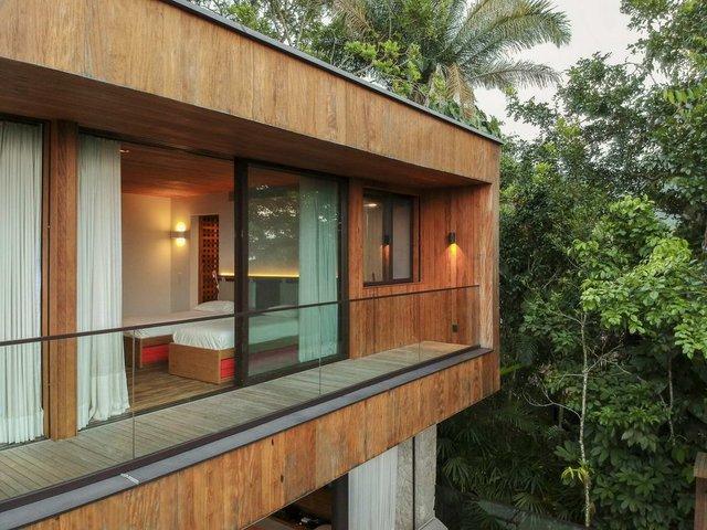Як виглядає дім мрії у бразильському лісі: фото - фото 362637