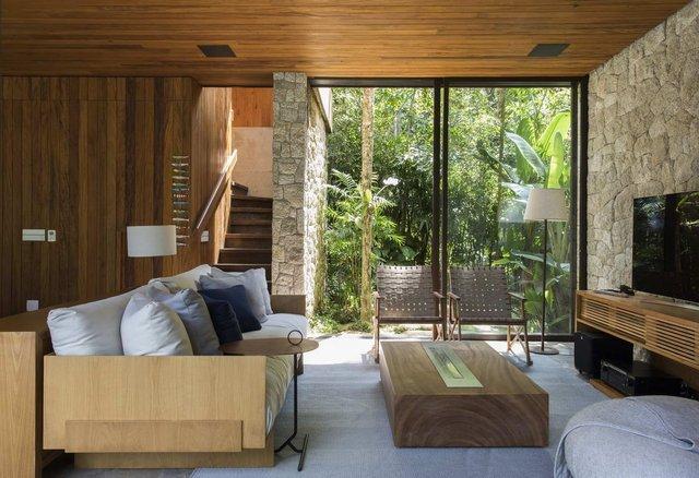 Як виглядає дім мрії у бразильському лісі: фото - фото 362639