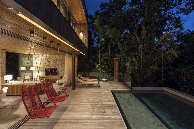 Як виглядає дім мрії у бразильському лісі: фото - фото 362640