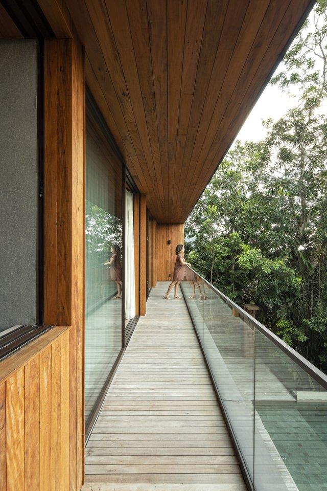 Як виглядає дім мрії у бразильському лісі: фото - фото 362648