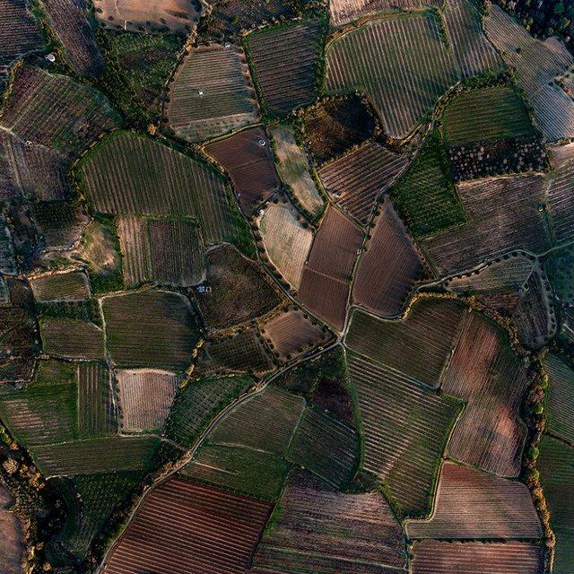 Не туристична Іспанія з висоти пташиного польоту: захопливі фото - фото 362787