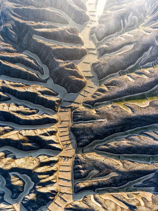 Не туристична Іспанія з висоти пташиного польоту: захопливі фото - фото 362789