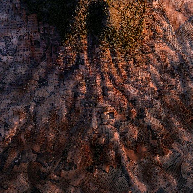 Не туристична Іспанія з висоти пташиного польоту: захопливі фото - фото 362804
