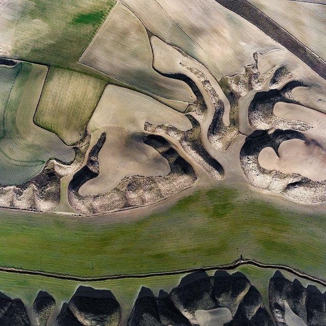 Не туристична Іспанія з висоти пташиного польоту: захопливі фото - фото 362807