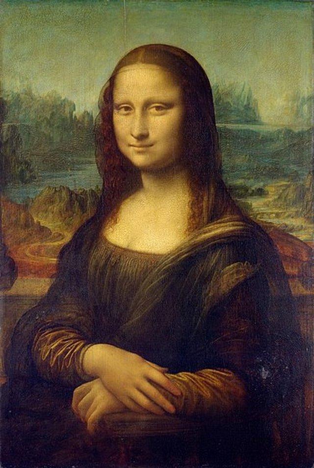 Легендарна Мона Ліза да Вінчі на межі зникнення: фотофакт - фото 362946