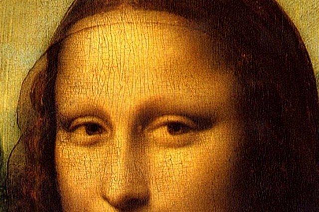 Легендарна Мона Ліза да Вінчі на межі зникнення: фотофакт - фото 362947