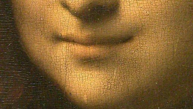 Легендарна Мона Ліза да Вінчі на межі зникнення: фотофакт - фото 362948