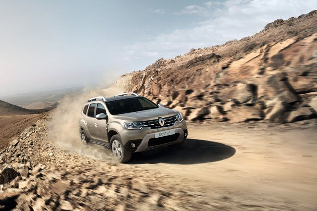 Renault Duster. - фото 363021