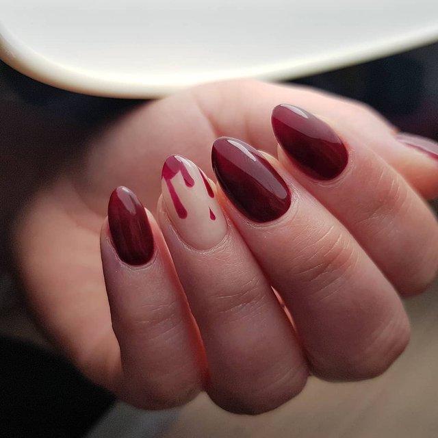 Манікюр на Хеловін 2019: модні тренди дизайну нігтів у фото - фото 363041