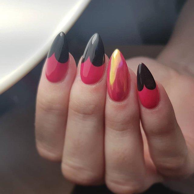 Манікюр на Хеловін 2020: модні тренди дизайну нігтів у фото - фото 363053