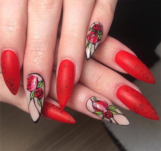 Манікюр на Хеловін 2019: модні тренди дизайну нігтів у фото - фото 363071