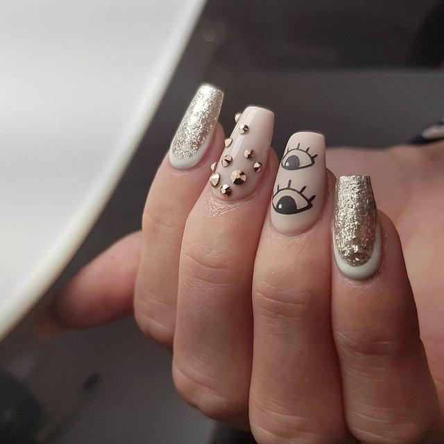 Манікюр на Хеловін 2019: модні тренди дизайну нігтів у фото - фото 363073