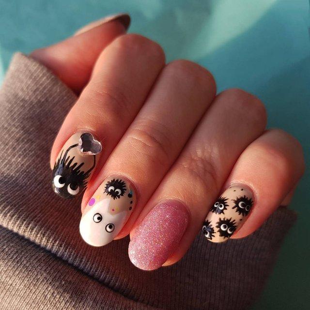 Манікюр на Хеловін 2019: модні тренди дизайну нігтів у фото - фото 363087
