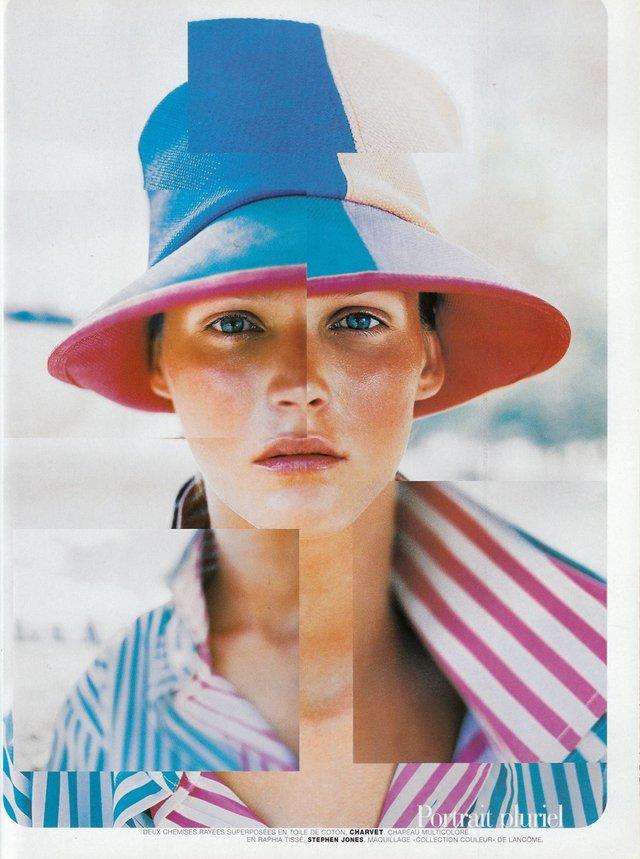 Моделі 90-х: як змінилася ефектна естонка Кармен Касс (18+) - фото 363117