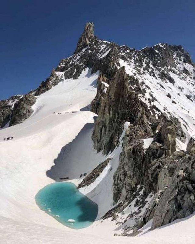 Як змінилися Швейцарські Альпи за останні сто років - фото 363149