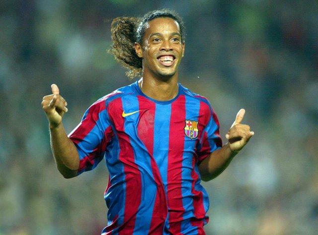 Ronaldinho  - фото 363307