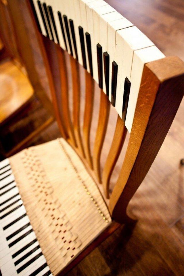 Старі піаніно перетворили у стильні меблі: ідеї для декору - фото 363388