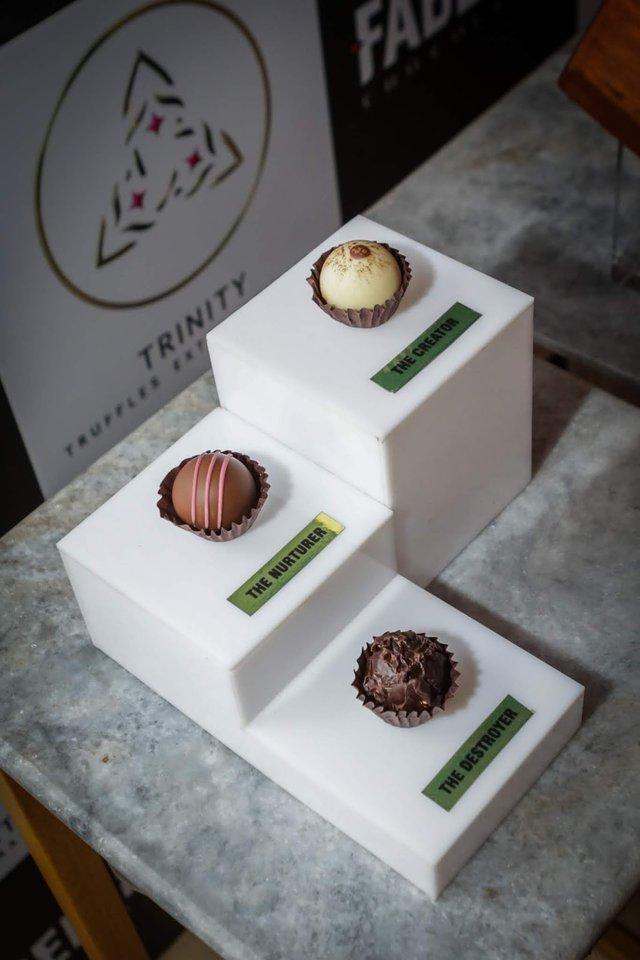 Створені найдорожчі шоколадні цукерки у світі, які потрапили в Книгу рекордів Гіннеса - фото 363610